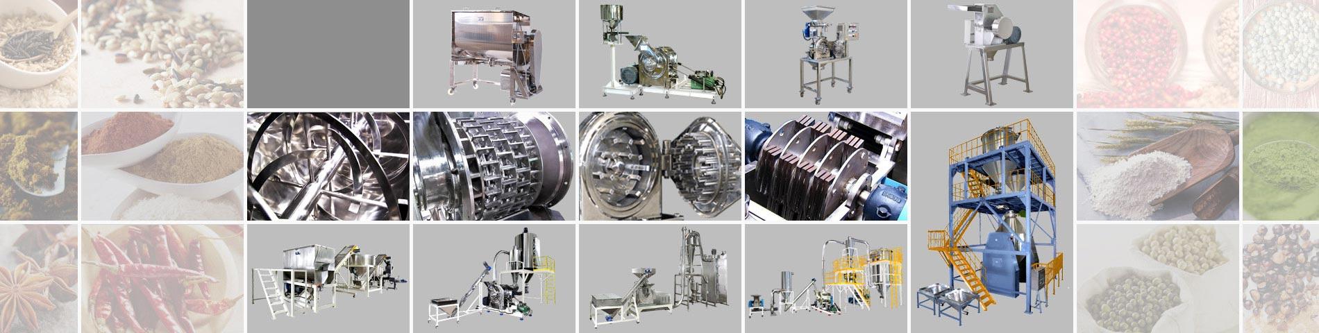 Custom-Made Powder Handling Line