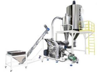Система измельчения зерна, фасоли, сахара и пищевых продуктов