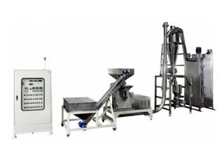 Sistema de molienda de azúcar, especias y alimentos