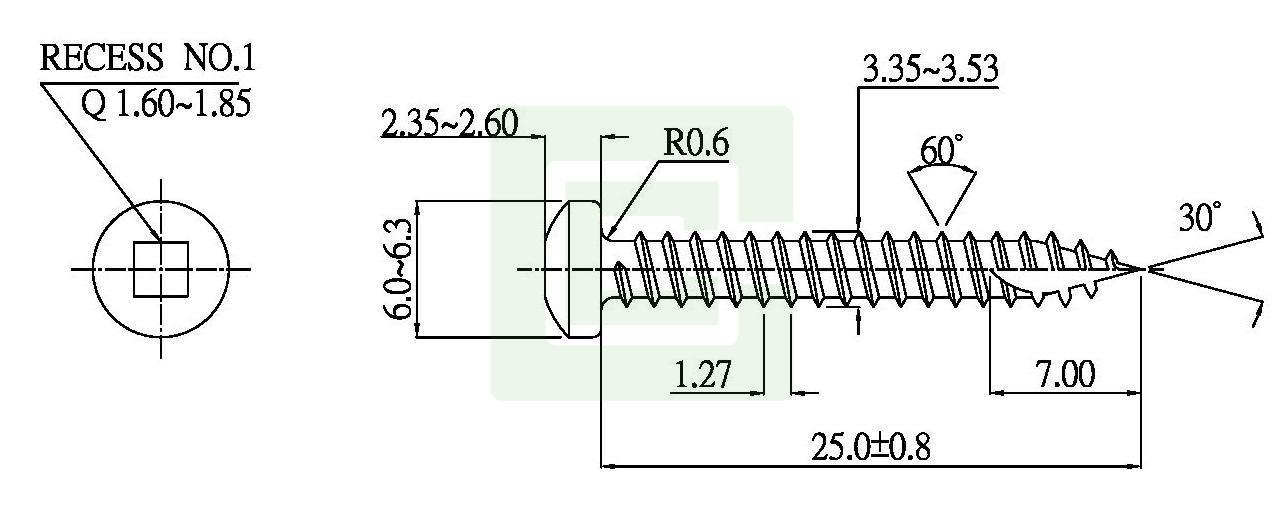 Tapping skrue - Tapping skrue
