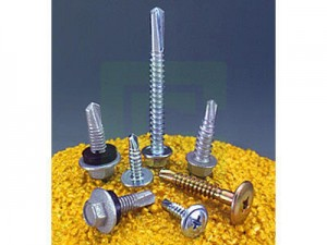 Self Drilling Screws - Self Drilling Screws