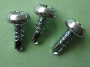 Self-Drilling Screws Pan Framing Head - Self-Drilling Screws with Pan Framing Head