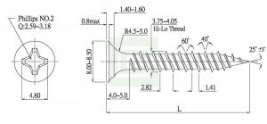 Drywall Screw - Drywall Screw