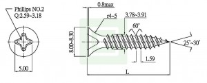 Drywall Screw - Drywall Screw
