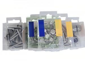 Blister in plastica appendiabiti