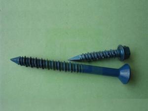 Parafusos de alvenaria resistentes à corrosão - Parafusos de alvenaria resistentes à corrosão