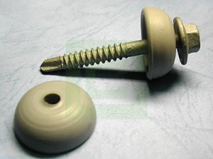 Roofing Screw with Assembled D Type EPDM Washer