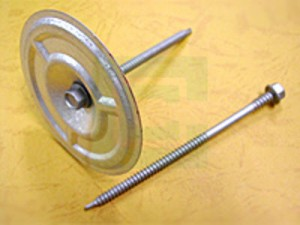 Roofing Screw for Aislamiento - Roofing Screw for Aislamiento