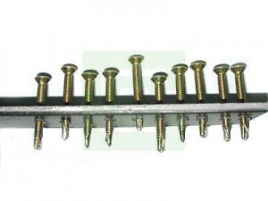 Self Drilling Screw CSK head - Self Drilling Screw DIN7504