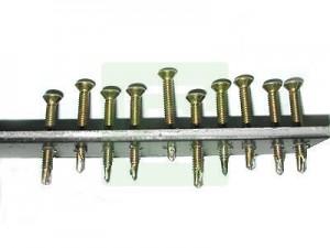 Tornillo autoperforante cabeza CSK - Tornillo autoperforante DIN7504