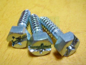 Self Tapping Screw Hex Head - Self Tapping Screw