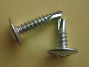 Tornillos autoperforantes Cabeza de botón - Tornillos autoperforantes con cabeza de botón