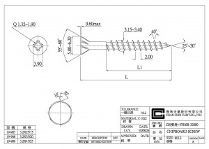 Chipboard Screw - Chipboard Screw