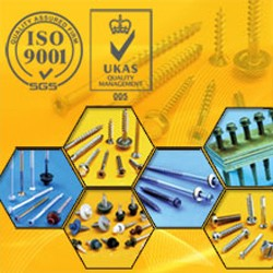 Chan Chin C. screw products are qualified with ISO, DIN, ANSI, JIS, BS and AS 3566. - An excellent Taiwan-based screw manufacturer