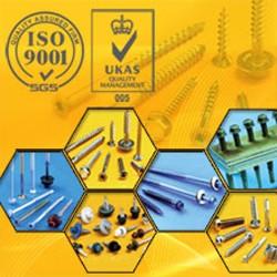 Chan Chin C. skrueprodukter er kvalifisert med ISO, DIN, ANSI, JIS, BS og AS 3566. - En utmerket Taiwan-basert skrueprodusent