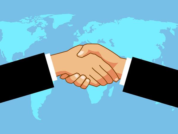 あなたと一緒に立ち、活況を呈してビジネスを運営します