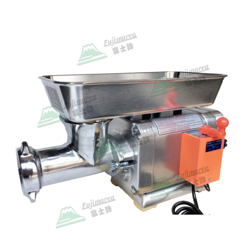 Commercial Electric Meat Grinder - 1Hp, 1.5Hp - Meat Mincer for Business