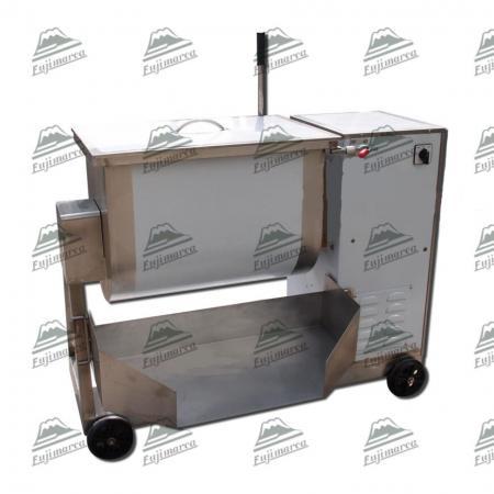 Stainless Steel Single Shaft Powder Mixer - Single shaft Powder Mixer