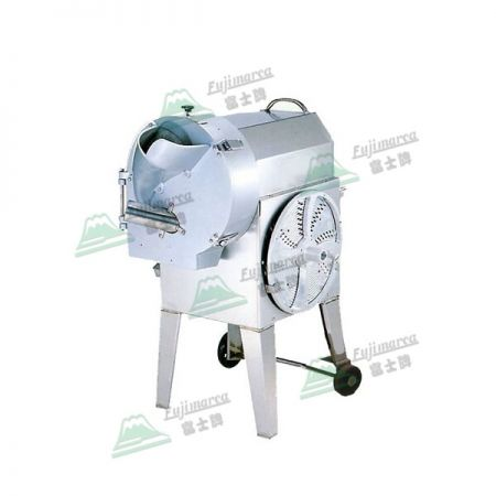 Electric Multifunction Vegetable Cutting Machine - 1Hp - Multi-Function Vege Cutter