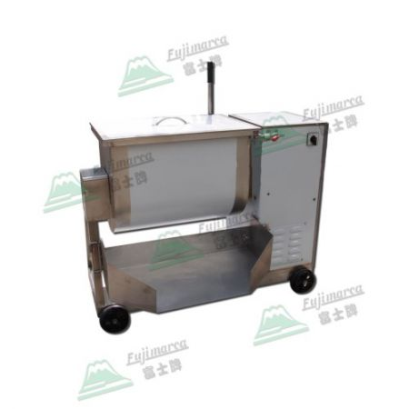 Stainless Steel Single Shaft Solid Food Mixer