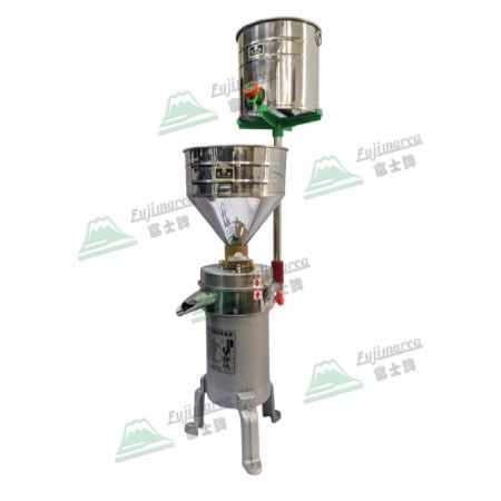 """Rice and Soybean Grinding Machine 0.5Hp - Stainless Steel 5"""" Rice Grinder"""