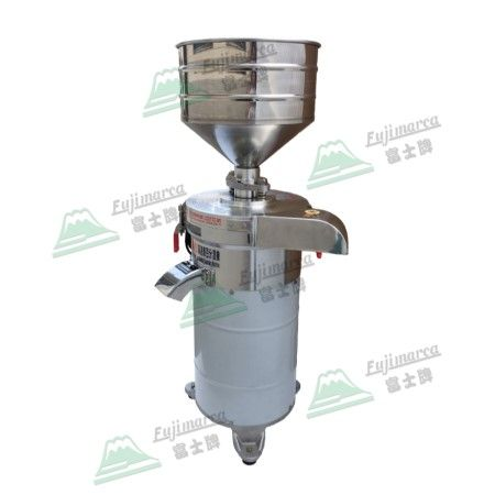 High Speed Soybean Grinding and Separating Machine 1.5Hp