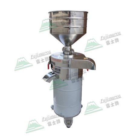 Máquina trituradora y separadora de soja de alta velocidad 1.5Hp - Okara sin amoladora