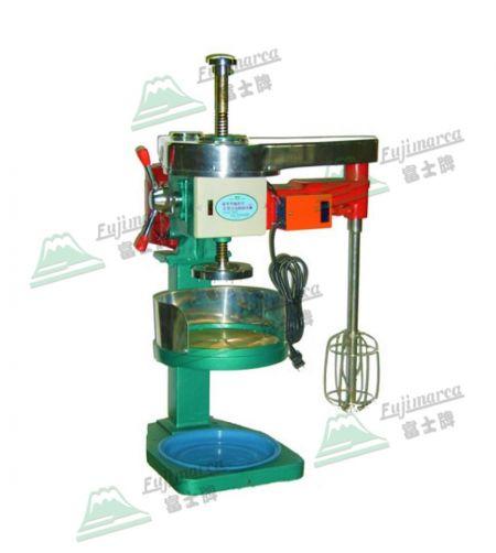 Elektrischer Eisrasierer und Slush-Maschine 2 in 1 - Eisrasier- und Mischmaschine