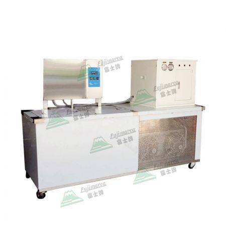 Machine de fabrication de blocs de glace aromatisés - Machine de fabrication de blocs de glace 8 blocs