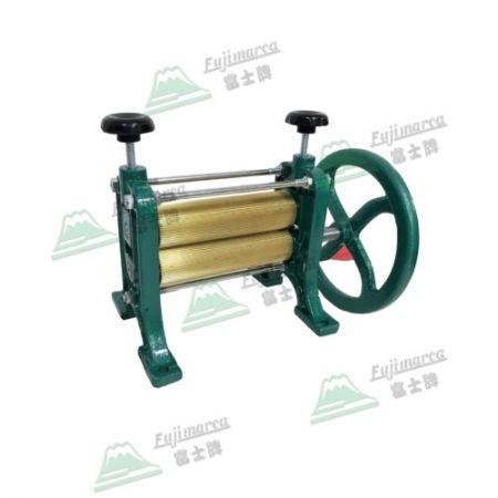 Machine manuelle à aplatir les calmars - Presse manuelle à calmar
