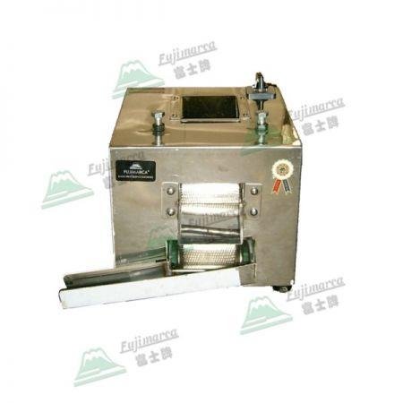Trituradora de jengibre (tipo mesa) - Trituradora de jengibre de acero inoxidable