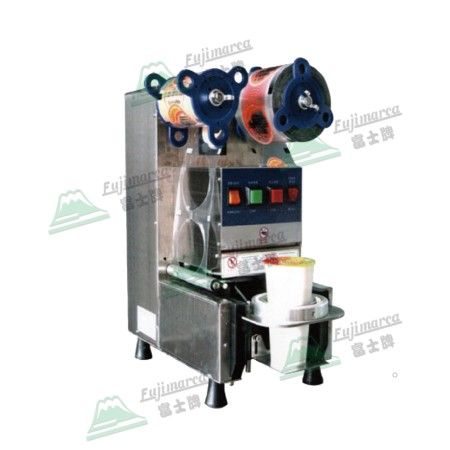 Cup Sealing Machine (300W) - Semi-Mechanical Cup Sealer