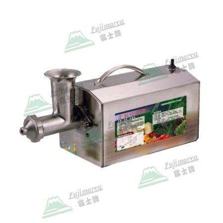 電動不鏽鋼絞磨榨汁機 - 營業型 - 商用兩馬力牧草小麥草絞磨機