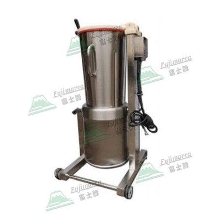 Stainless Steel Floor Type Blender with Wheels - Standing Blender 20L