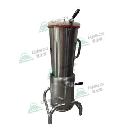 Licuadora de alimentos industrial de acero inoxidable (8L, 12L)