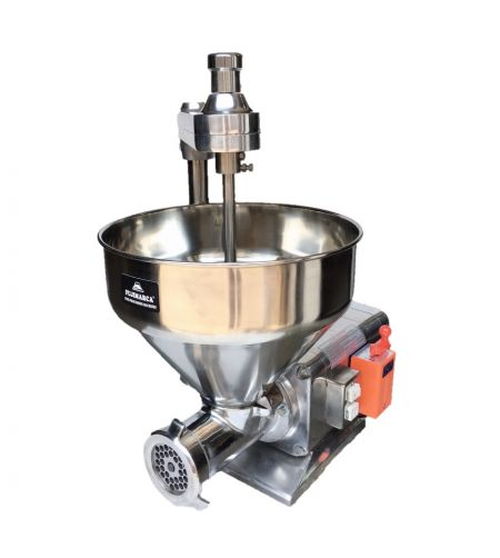 Meat Grinder and Sausage Stuffer - Commercial Meat Processing Machine