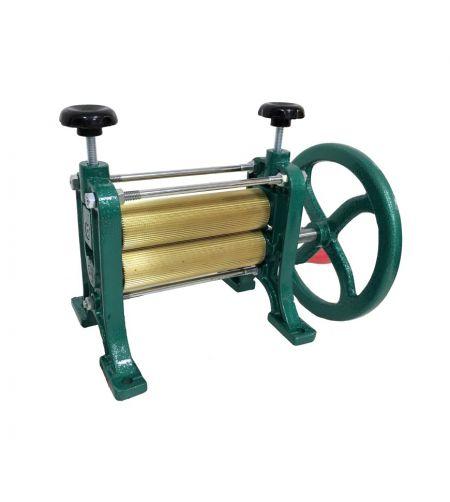 Máquina para aplanar calamar - Rodillos de calamar manuales