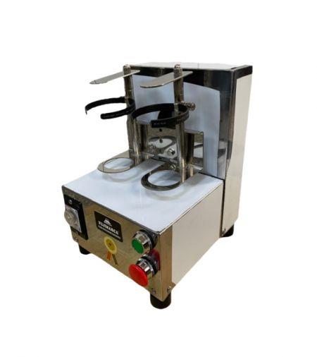 آلة الشاي شوب واحد - 2 كوب شاي شاكر