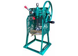 ماكينة حلاقة الثلج اليدوية