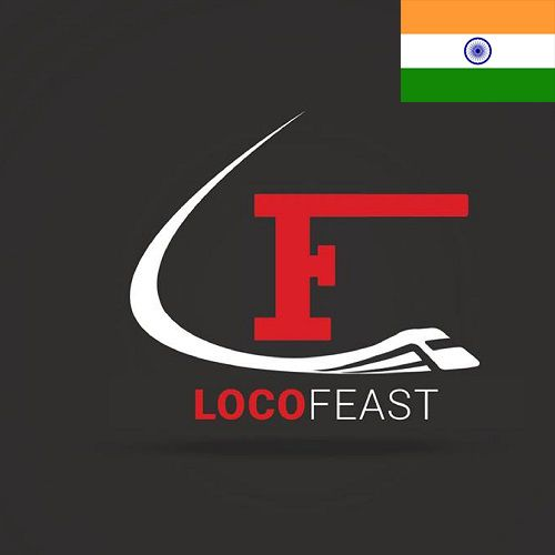 Customer Case Study - Locofeast Bullet train and formula 1 theme resturant (Food Delivery System) - The bullet train delivery system in India Resturant.