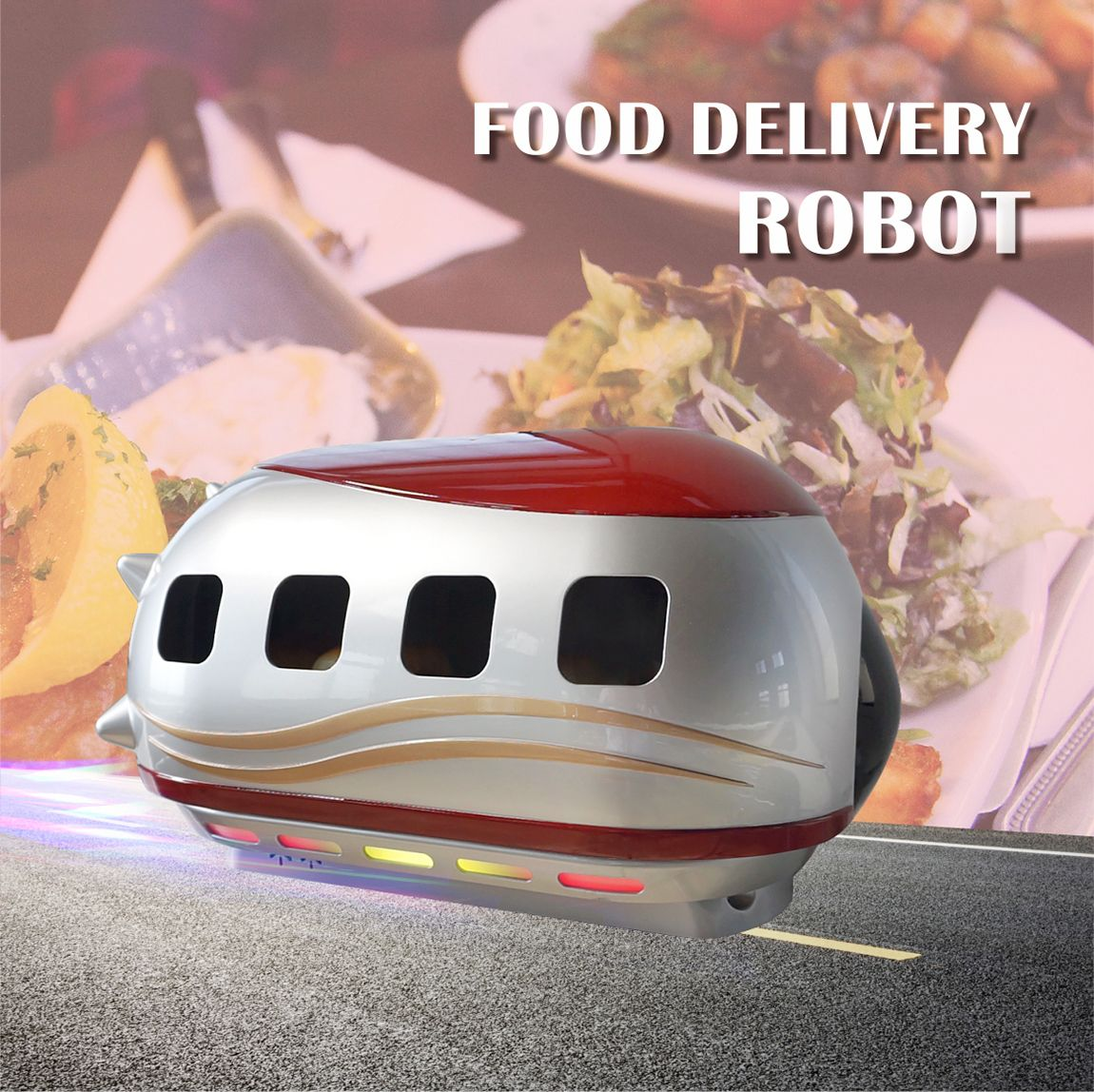 Leading the latest trend of global catering technology!