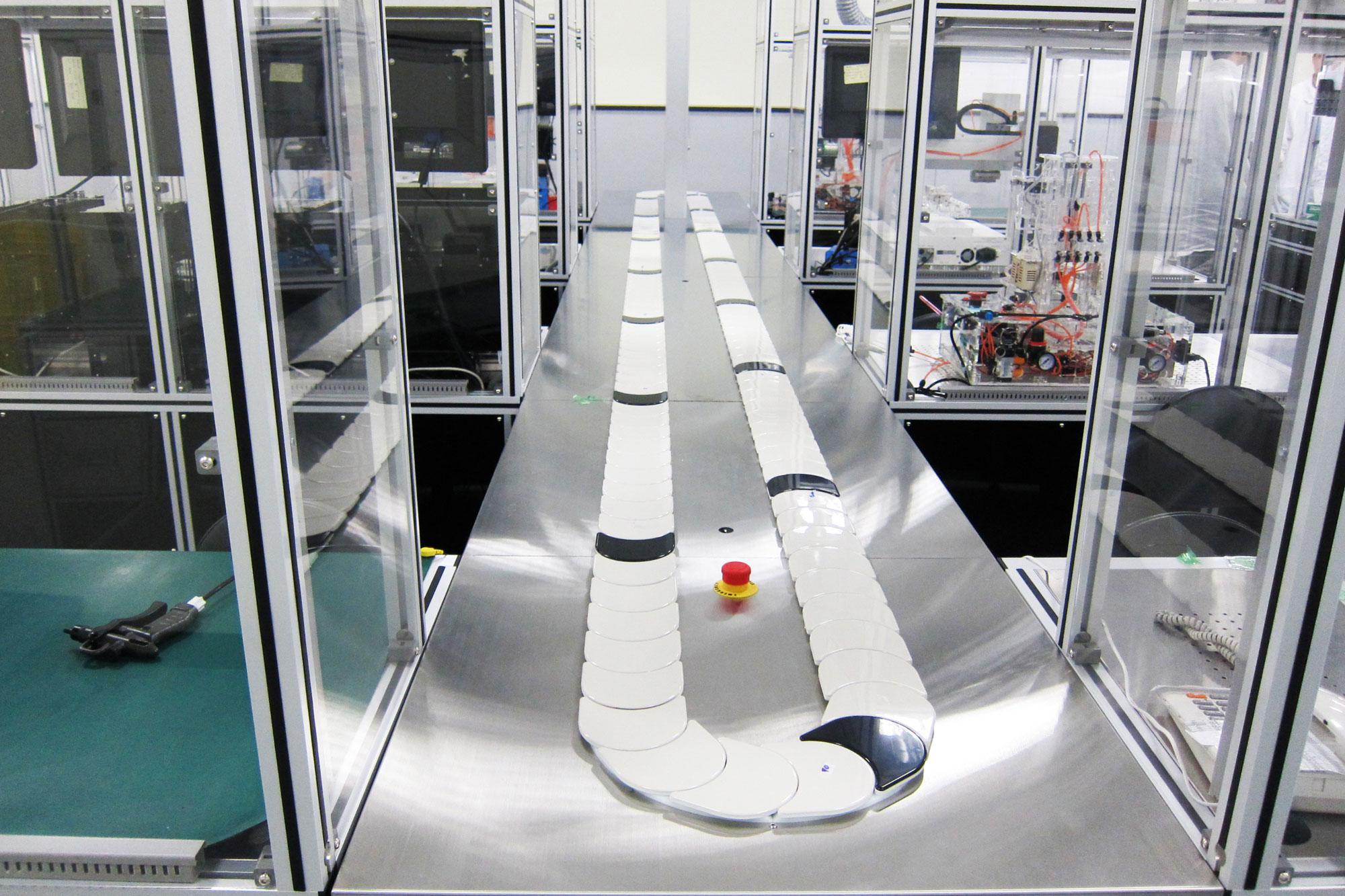 ระบบอัตโนมัติอุตสาหกรรม