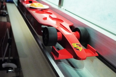 F1 Car Automatic Delivery System details