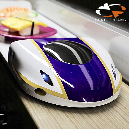 Modeling reference-High-Speed Bullet Train Delivery Car