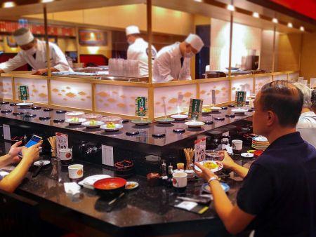 Maimon Sushi Magnetic Sushi Conveyor Belt