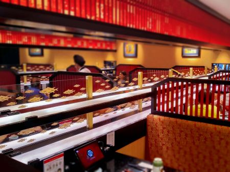 Maimon Sushi Express Food Delivery Lane