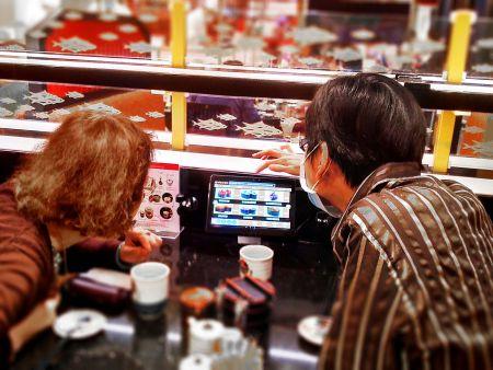 Maimon Sushi Smart Ordering System