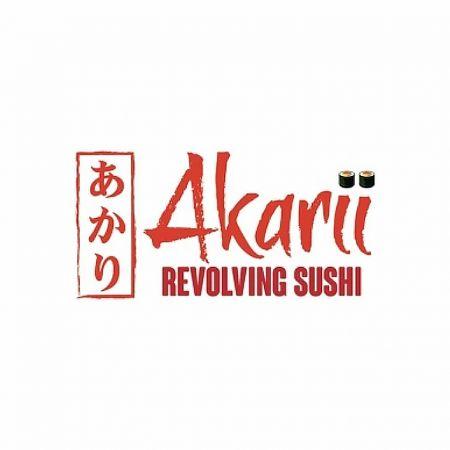 SUA Akarii Revolving Sushi (Livrare de alimente și bandă transportoare de sushi)