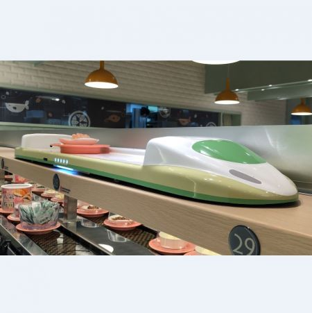 SUSHIPLUS AUTOMATED TRAIN