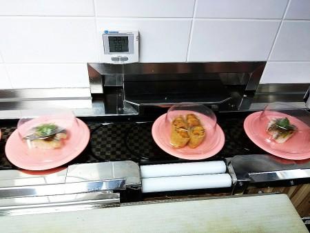 Sushi Freshness System details
